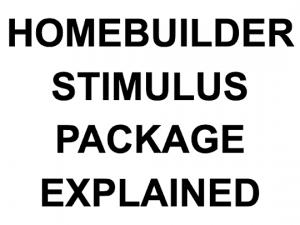 HomeBuilder-Stimulus-Package-Explained